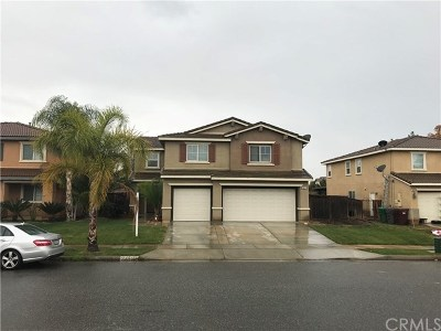 Murrieta Single Family Home For Sale: 28871 Lavatera Avenue