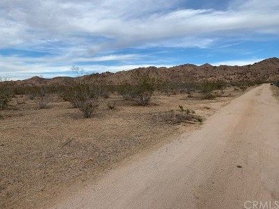 Apple Valley Residential Lots & Land For Sale: 2.5 Acre Lot Road