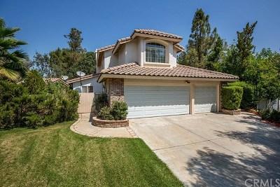 Corona Single Family Home For Sale: 13020 Fescue Court
