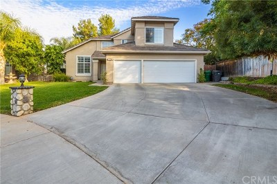 Corona Single Family Home For Sale: 343 Redwing Circle