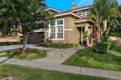 Rancho Cucamonga Single Family Home For Sale: 6771 Summerstone Court