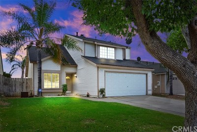 Moreno Valley Single Family Home For Sale: 11956 Liverpool Lane