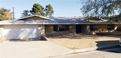 Beaumont Single Family Home For Sale: 1334 San Miguel Drive