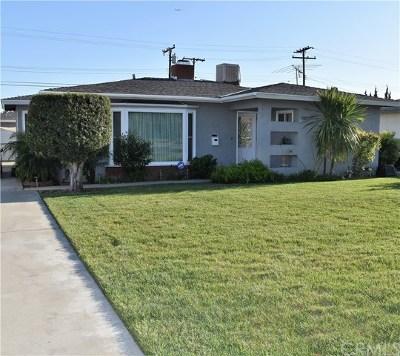Ontario Single Family Home For Sale: 1007 W Princeton Street