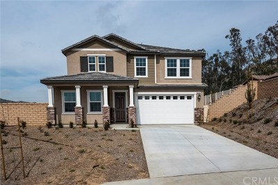 Moreno Valley Single Family Home For Sale: 24825 Prospect Hill Lane