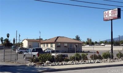 San Bernardino Commercial For Sale: 3820 Cajon Boulevard