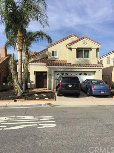 Fontana Single Family Home For Sale: 15772 Firethorn Road