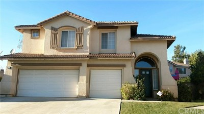Yucaipa Single Family Home For Sale: 11820 Warwick Hills Court