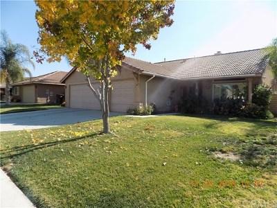 Nuevo/lakeview Single Family Home For Sale: 22906 Via Santana