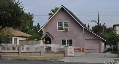 Azusa CA Single Family Home For Sale: $499,900