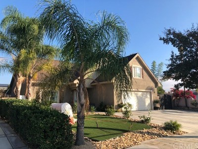 Redlands Single Family Home For Sale: 1536 Church Street