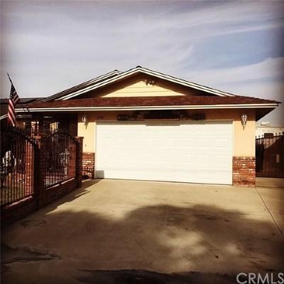 Bellflower Single Family Home For Sale: 9907 Rose Street