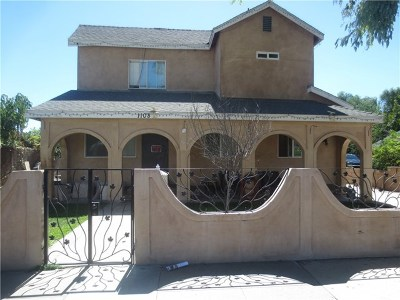 Santa Ana Single Family Home For Sale: 1108 W 6th Street
