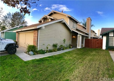 Fontana Single Family Home For Sale: 15722 Paine Street