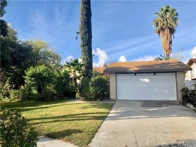Colton Single Family Home For Sale: 1171 Blue Ridge Lane