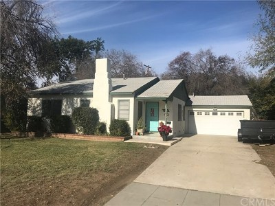Riverside Single Family Home For Sale: 4563 Gardena Drive