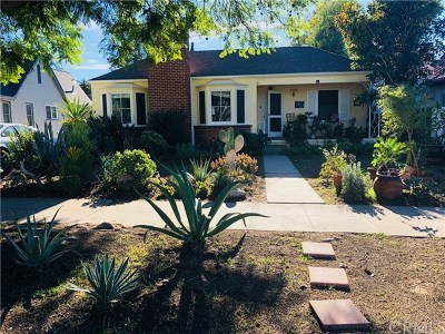 Riverside Single Family Home For Sale: 4022 Ramona Drive