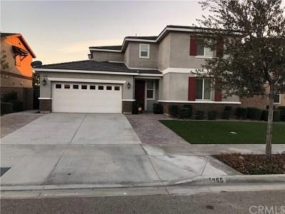 Fontana Single Family Home For Sale: 15965 San Leandro Drive