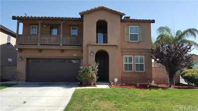 Moreno Valley Single Family Home For Sale: 17820 Corte Soledad