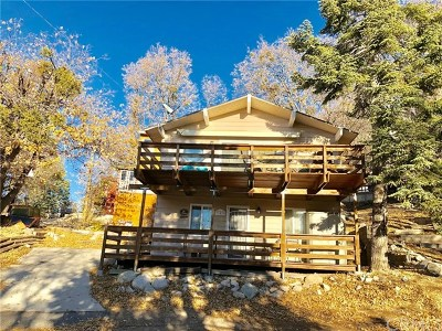 Arrowbear Single Family Home For Sale: 33436 Music Camp Road