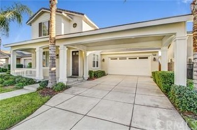 Rancho Cucamonga Single Family Home For Sale: 12863 Spring Mountain Drive