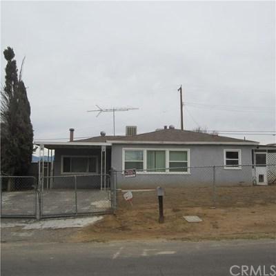 Riverside Single Family Home For Sale: 701 Arliss Street
