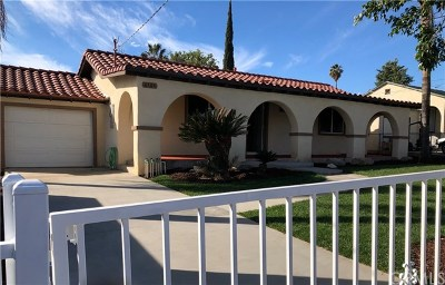 Riverside CA Single Family Home For Sale: $450,000