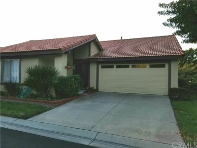 Mission Viejo CA Single Family Home For Sale: $589,000