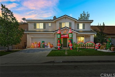 Moreno Valley Single Family Home For Sale: 10213 Coral Lane