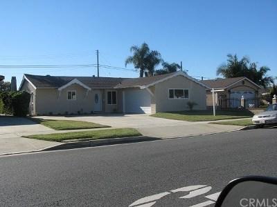 La Puente Single Family Home For Sale: 15636 Loukelton Street