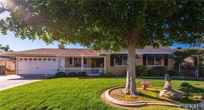Menifee CA Single Family Home For Sale: $340,000