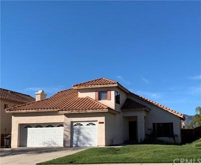 Canyon Lake, Lake Elsinore, Menifee, Murrieta, Temecula, Wildomar, Winchester Rental For Rent: 35325 Billie Ann Road