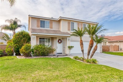 Eastvale Single Family Home For Sale: 6435 Marigold Street