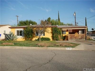 Highland Single Family Home For Sale: 7121 Bangor Avenue