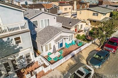 Newport Beach Single Family Home For Sale: 311 Lindo Avenue