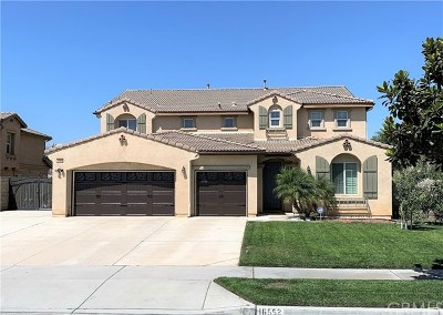 Fontana Single Family Home For Sale: 16552 Sugar Lane