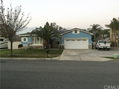 Rancho Cucamonga Single Family Home For Sale: 13678 Jeremy Court
