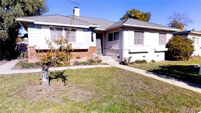 Reseda Single Family Home For Sale: 19521 Victory Boulevard