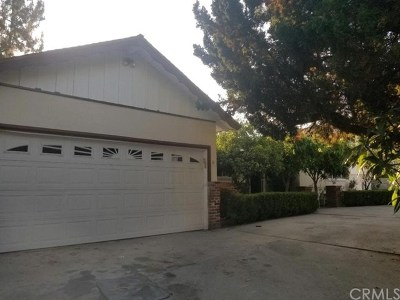 Rancho Cucamonga Single Family Home For Sale: 8306 Vineyard Avenue