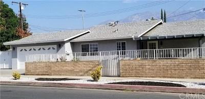 Rancho Cucamonga Single Family Home For Sale: 9684 Tryon Street
