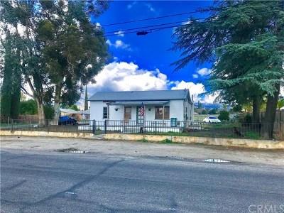Mentone Single Family Home For Sale: 1364 Jasper Avenue