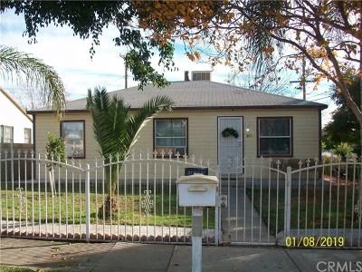 Rialto Single Family Home For Sale: 301 N Date Avenue