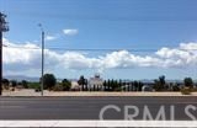 Victorville Residential Lots & Land For Sale: 1 Green Tree Boulevard