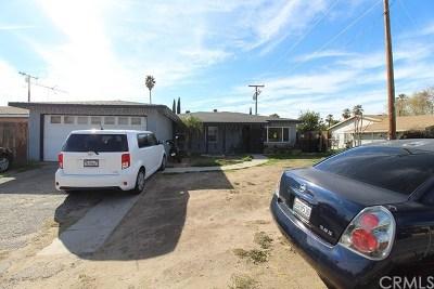 Jurupa Single Family Home For Sale: 6050 42nd Street