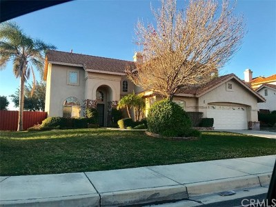 Rialto Single Family Home For Sale: 1937 W Via Bello Drive