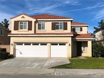Single Family Home For Sale: 15436 Rochelle Street