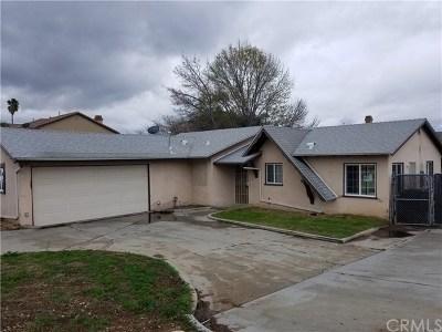 Riverside Single Family Home For Sale: 5080 Tyler Street