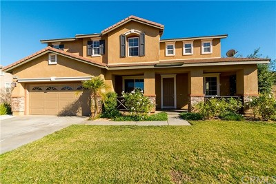 Riverside Single Family Home For Sale: 9334 Dauchy Avenue