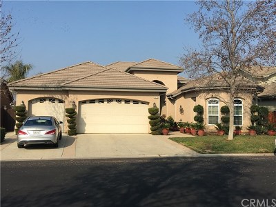 Clovis Single Family Home For Sale: 4475 N Heron Way