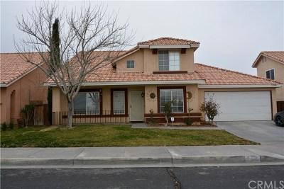 Victorville Single Family Home For Sale: 12556 Santa Fe